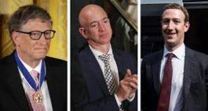 Δισεκατομυριούχοι του Internet